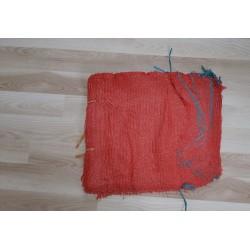 worek 5 kg raszlowy CZERWONY (MARCHEWKA,) 30x50 cm import (1000 szt)
