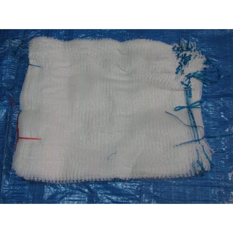 worek raszlowy 10-15 kg. biały 40x60 cm import(100 szt)
