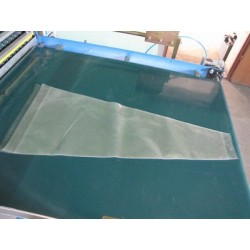 Rożki foliowe perferowane 15x35x35 cm a 1000 szt