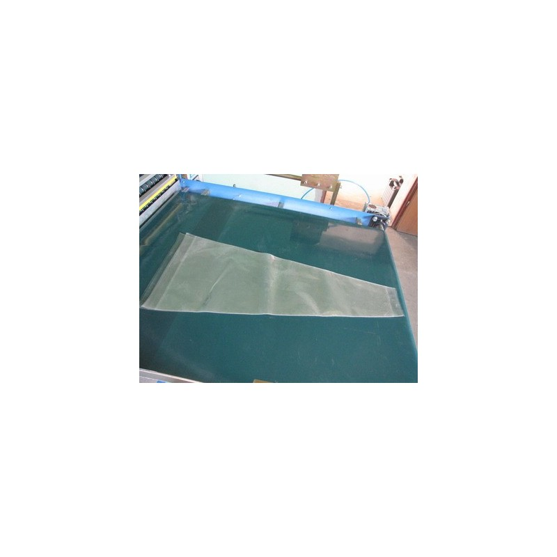 Rożki foliowe gładkie 12x35x35 cm a 1000 szt- NA ZAMÓWIENIE