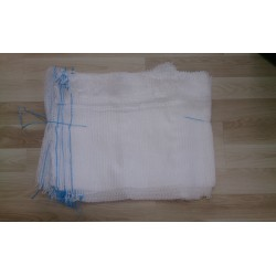 worek raszlowy 10 kg. biały 38x60 cm polski (1000 szt)