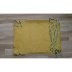worek raszlowy  żółty  25-30 kg 50x80 cm (100 szt)