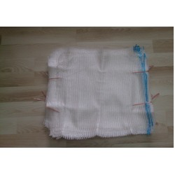 Worek raszlowy 10-15 kg. transparentny 42x60cm. import(100szt.)