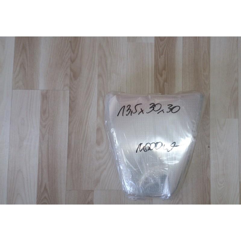 Rożki foliowe perforowane 13,5x30x30cm a 1000 szt.