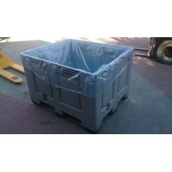 Worek LDPE 130x47x160 cm a 90szt.