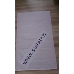 worek polipropylenowy biały 65 x 110cm. (1000 szt)