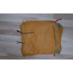 worek raszlowy 5 kg pomarańczowy, 30x50 cm (1000 szt.)