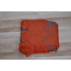 worek raszlowy 5 kg pomarańczowy, 30x50 cm (100 szt.)