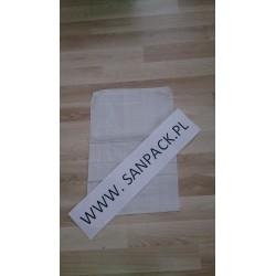 worek polipropylenowy biały 40x60 cm 10 kg 1000 szt