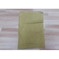 Worek polipropylenowy żółty 50x80 cm 50 gr
