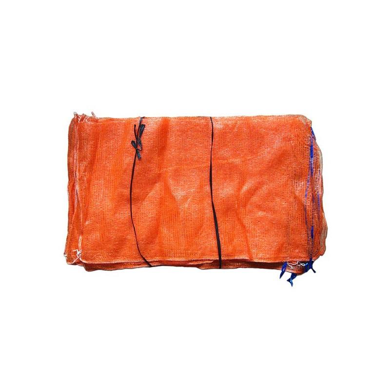Worki siatkowe (ażurowe) wzmacniane 25 kg ( 100 szt)