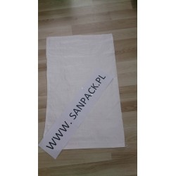 worek polipropylenowy biały 55x85 cm 55 g 1000 szt